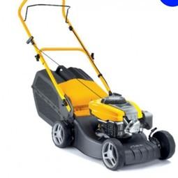 Benzinemotor grasmaaier