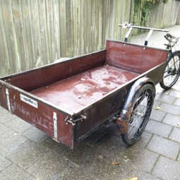 Bakfiets Apollo