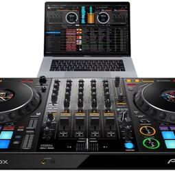 Pioneer DJ controller DDJ1000 (voor rekordbox)