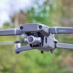 Mavic 2 Zoom (Drone 4K, Gimbal)