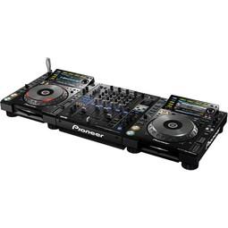 Pioneer nexus dj set: 2x cdj2000 nexus, 1x djm900 nexus