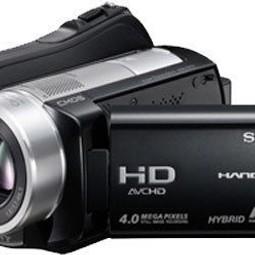 Digitale Videocamera Sony HDR-SR10