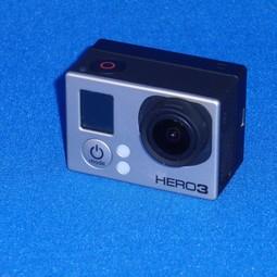 GoPro Hero 3 Black Edition inclusief talloze accessoires