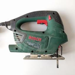 Goed werkende decoupeerzaag (Bosch PST 900 PEL)