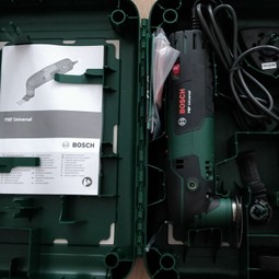 Multiple Bosch PMF Universal