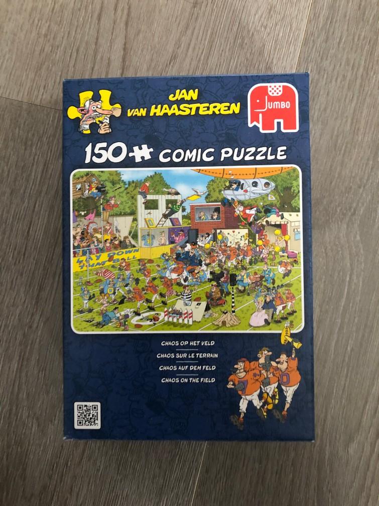 Puzzel (150 stukjes)