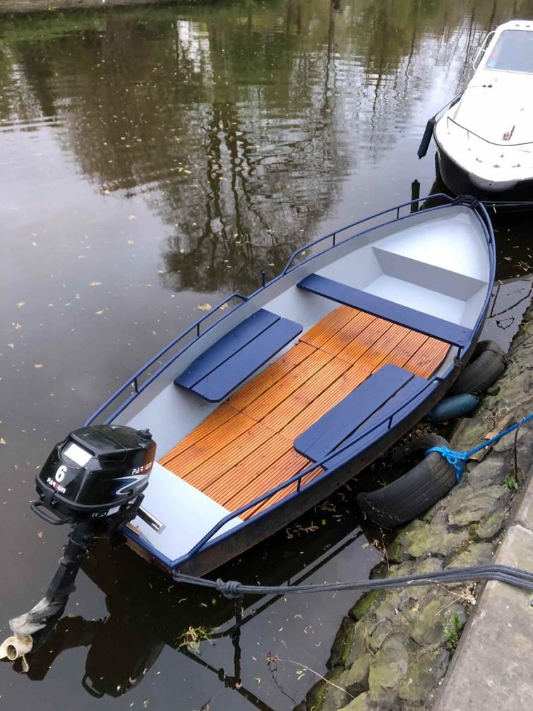 Sloep - Grachtenboot