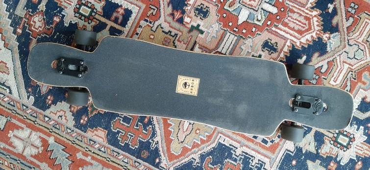 Sexy longboard (met helm evt) van Arbor