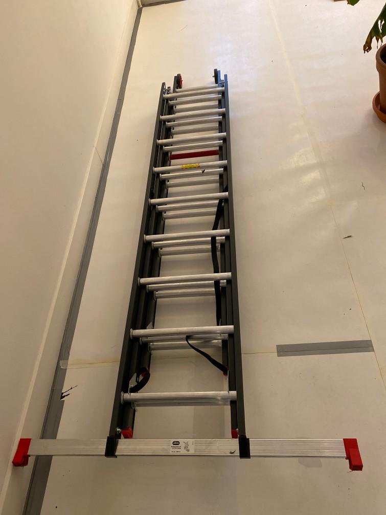 3-delige Altrex ladder