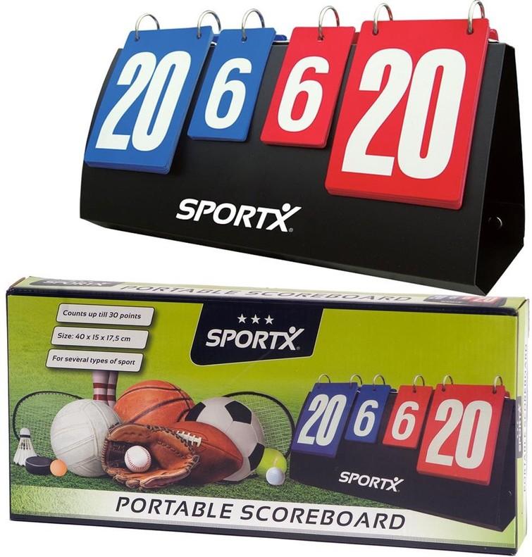 Scorebord 30cm