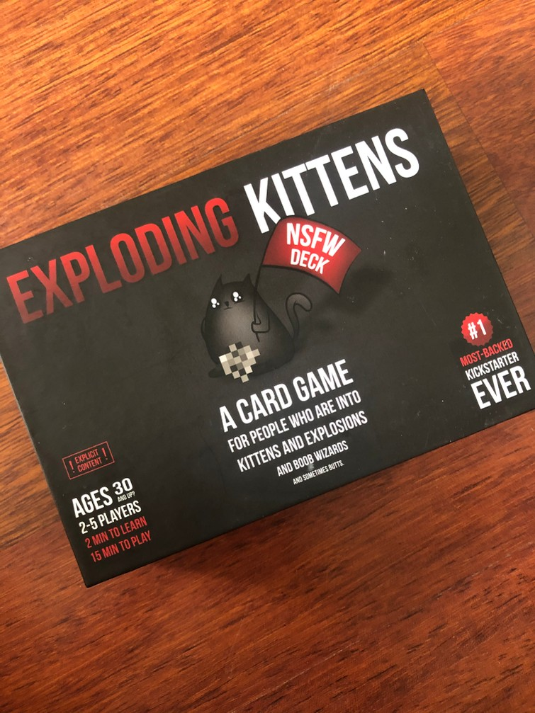 Spellen | Exploding Kittens