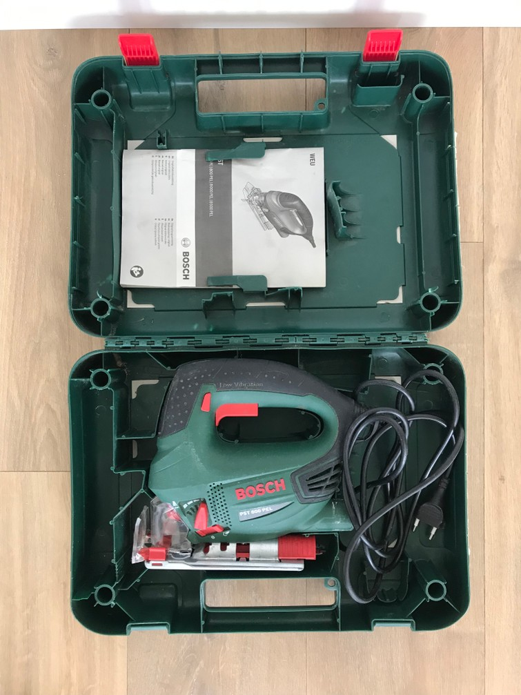 Bosch PST 800 PEL Decoupeerzaag, 530 W