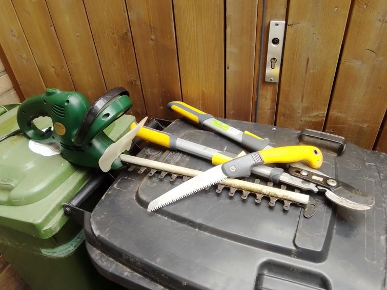 snoei-gereedschap