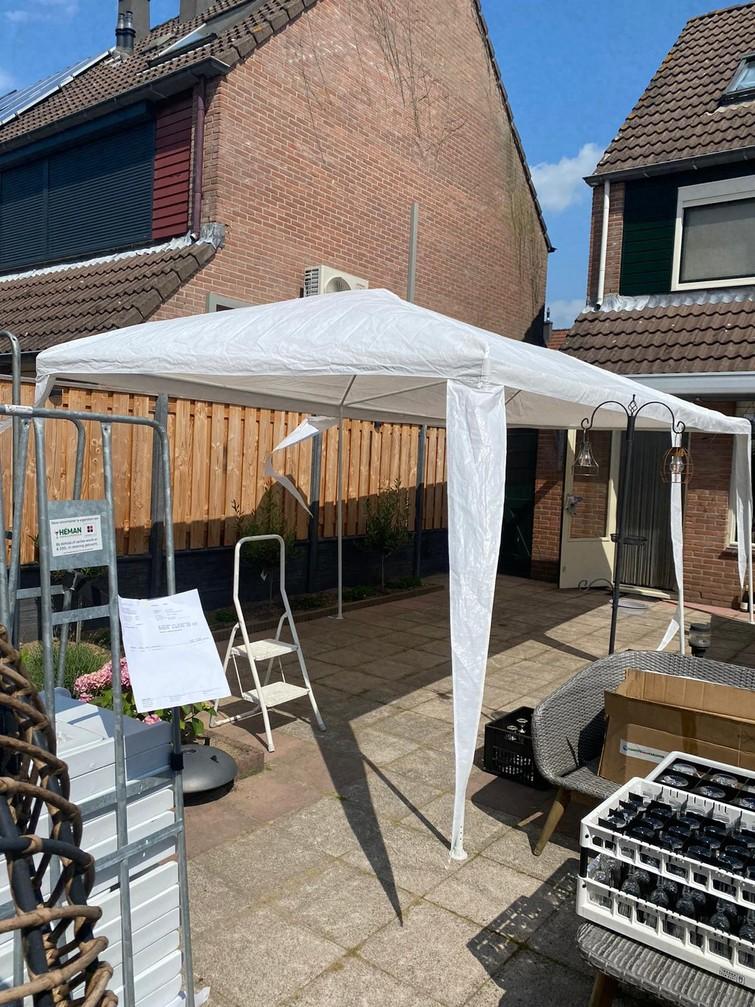 Party Tent, 3x6m