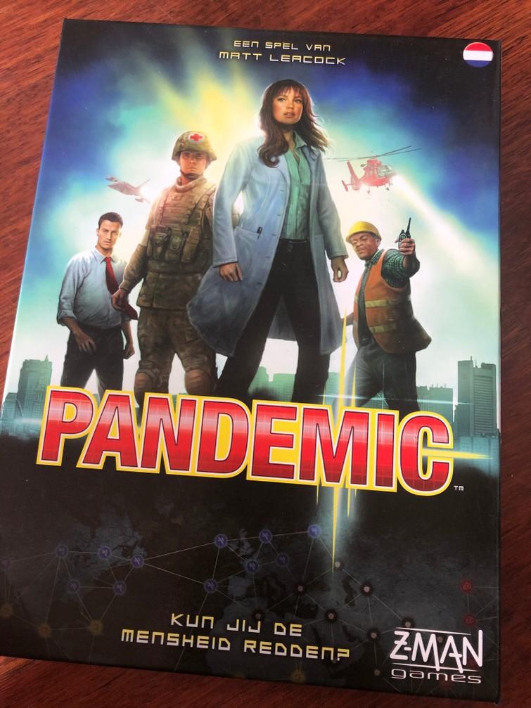 Spellen | Pandemic