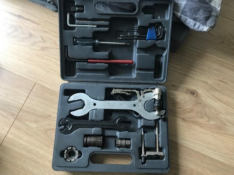 Fiets reparatie set - Bike repair kit