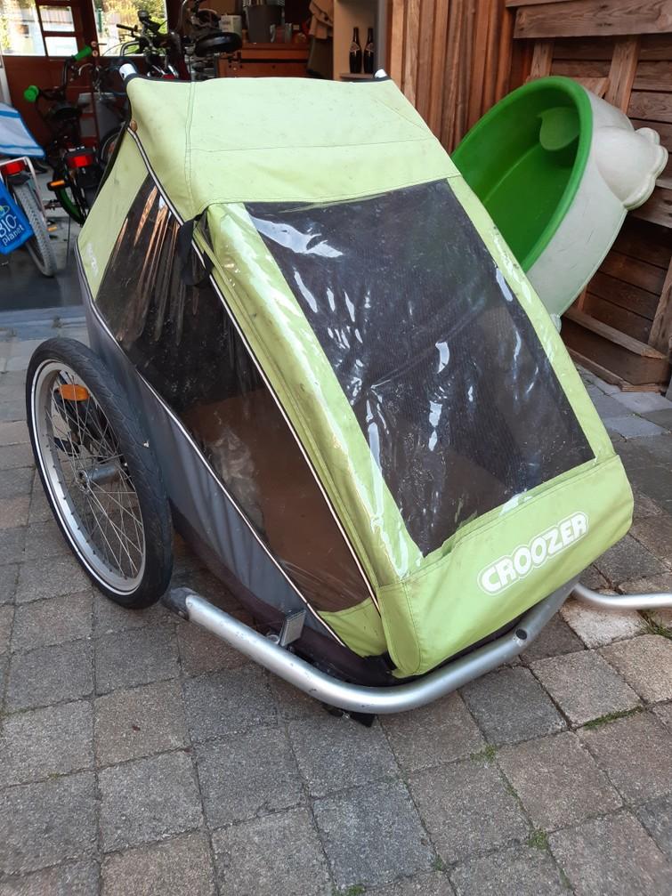 Croozer fietskar