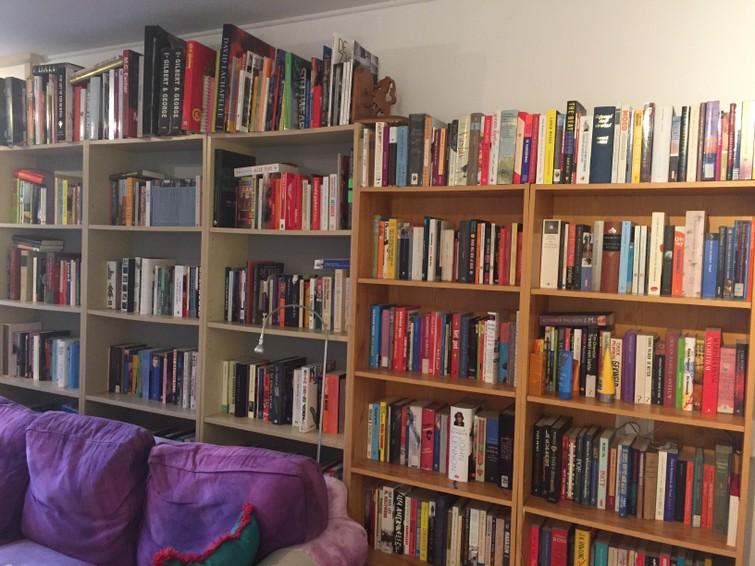 Heel veel boeken
