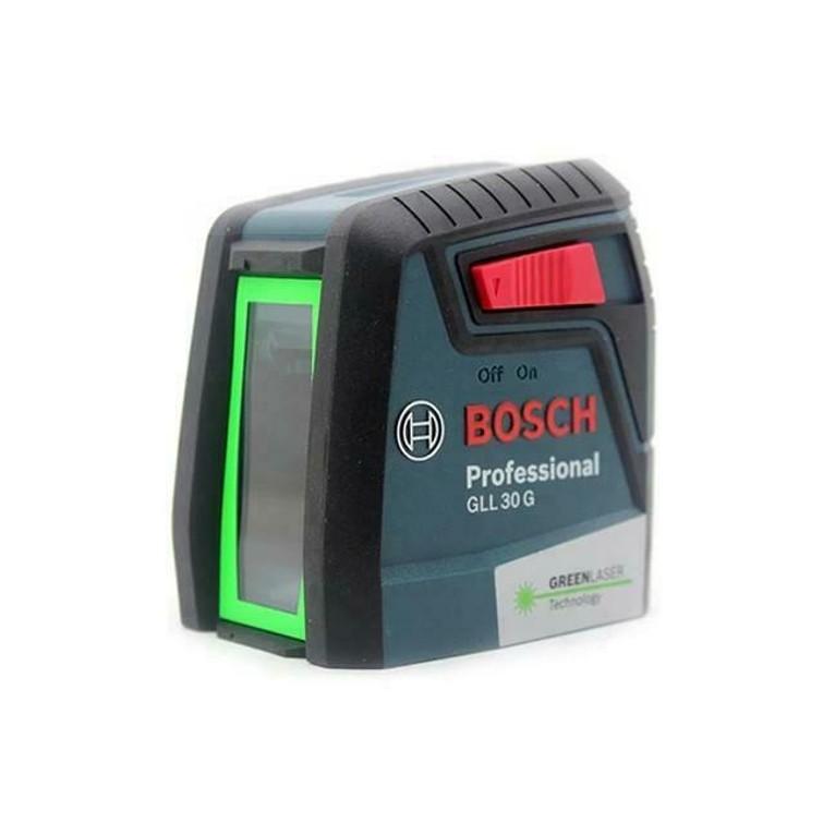 kruislijnlaser (groene laser)