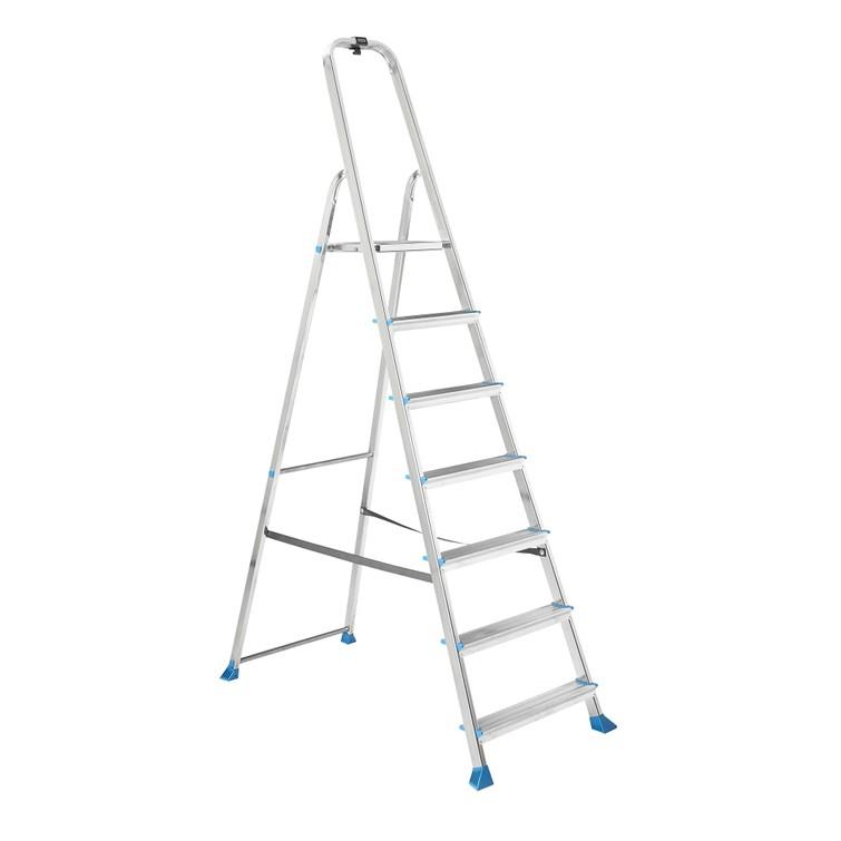 Ladder werk hoogte 3.43m (max)