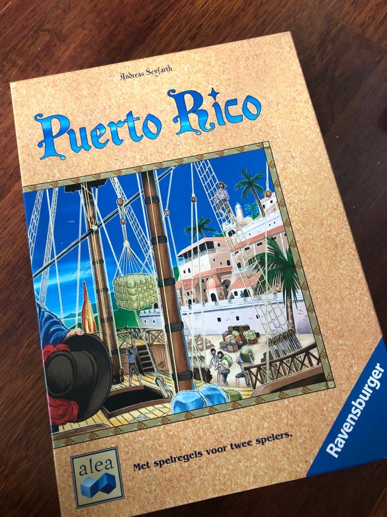Spellen | Puerto Rico