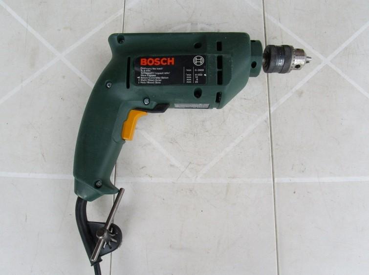electrische slagboormachine (klopboor) van Bosch