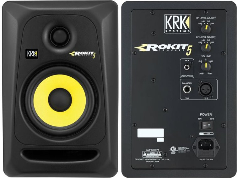 KRK ROKIT GP5 G3
