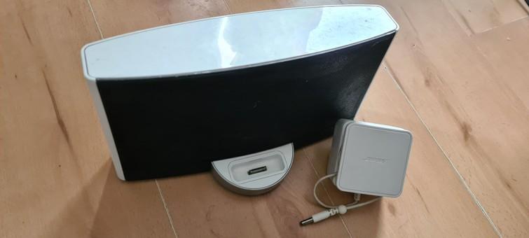 Draadloze speaker Bose + oplader