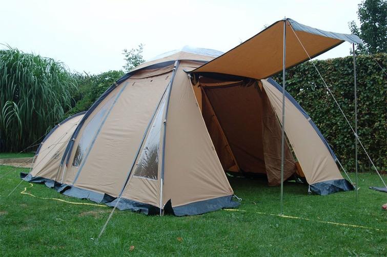 Tent, 4 persoonstent Coleman