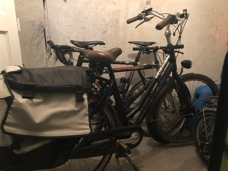 E-bike Gazelle