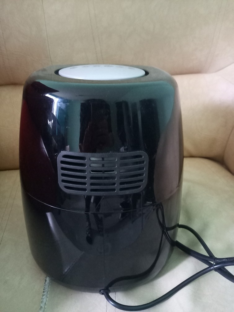 hot air fryer without fat.