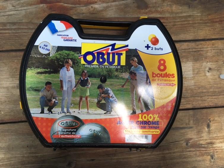Jeux de boules OBUT