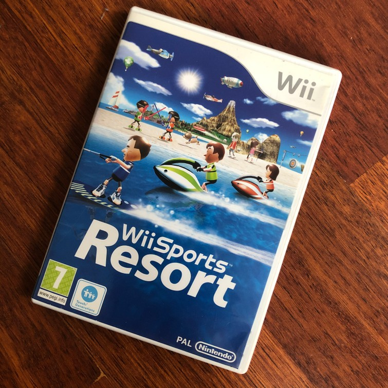 Nintendo Wii Game Wii Sports Resort