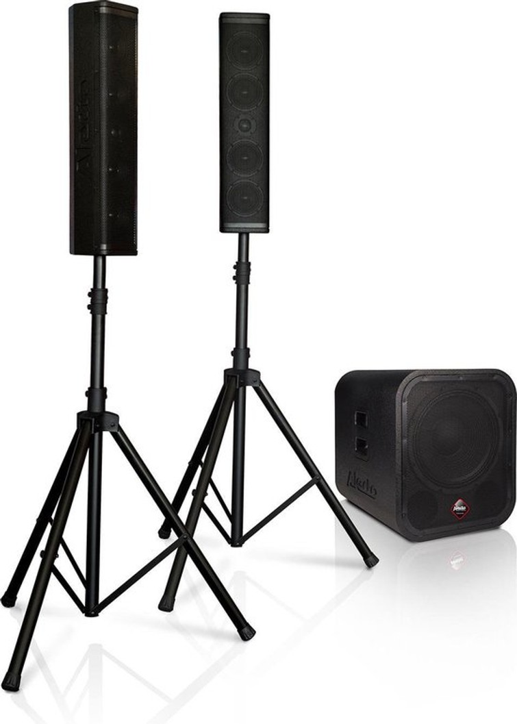 Speakers Alecto PAS-350 Bluetooth tot 250 man