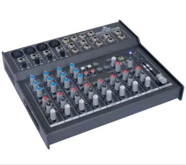MIXPAD DEVINE 1202-FX-USB