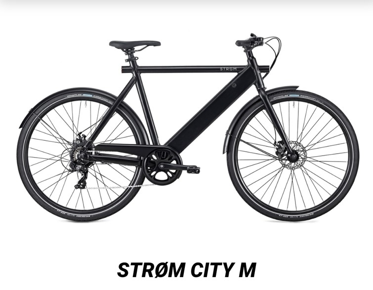 STRØM City Bike 2020 electrische fiets