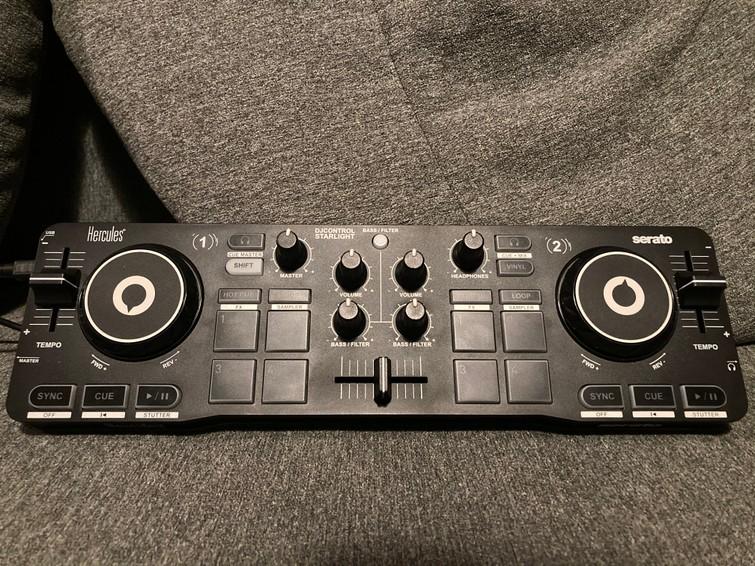 DJ feest setje