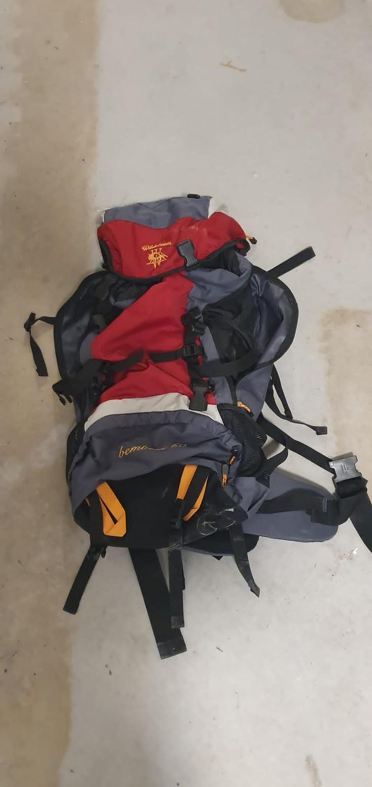 Backpack Wildebeast 60liter