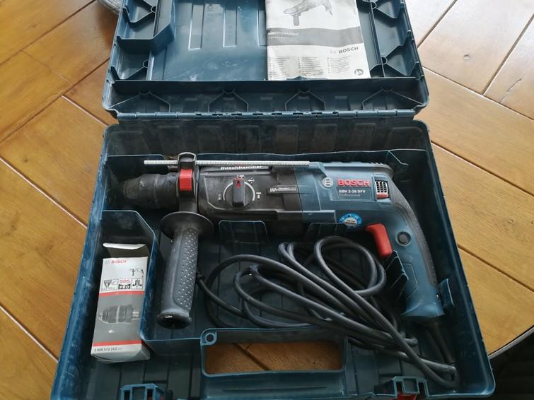 Boormachine/hamer