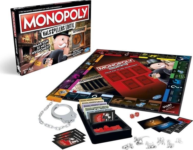 Monopoly valsspeel editie