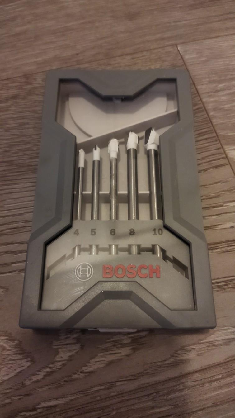 Tegelborenset Bosch