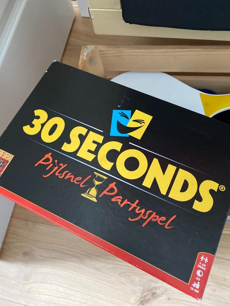 30 seconda bordspel