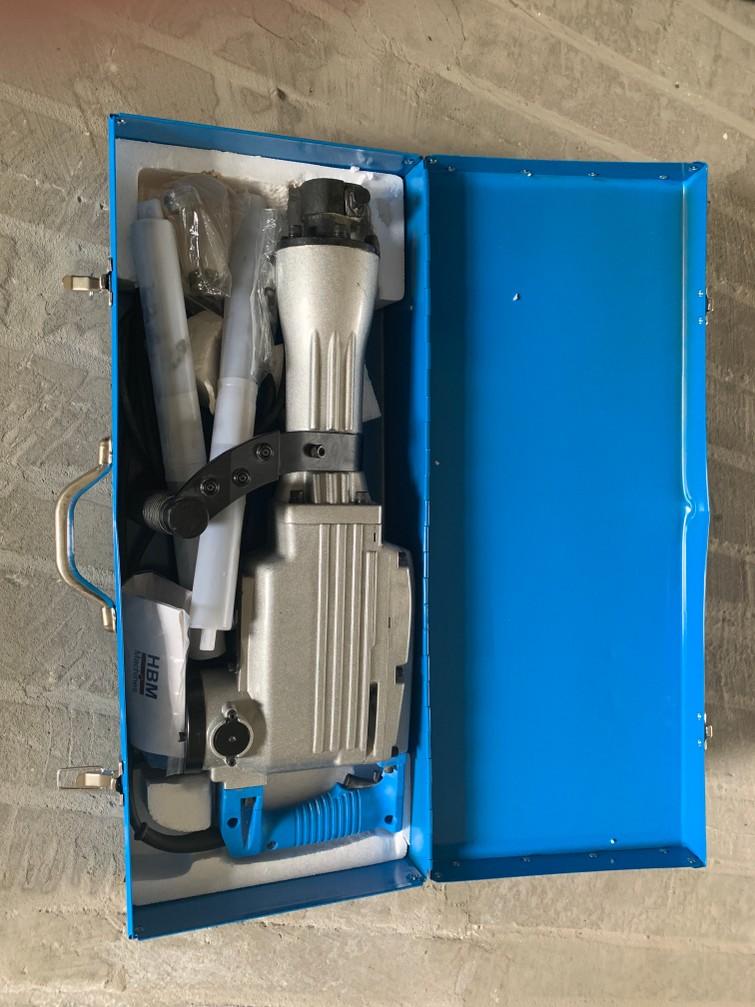 Breekhamer Elektrisch 45kJ