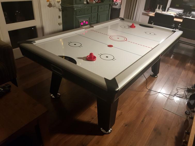 airhockey tafel te huur