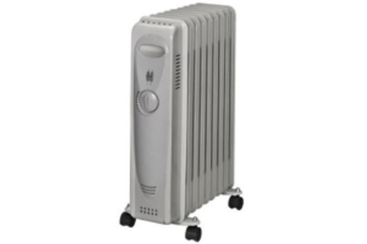 Electrische verwarming, olieradiator