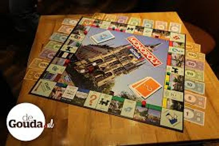 Monopoly Gouda spel