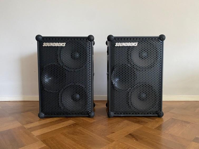 Soundboks speaker partybox
