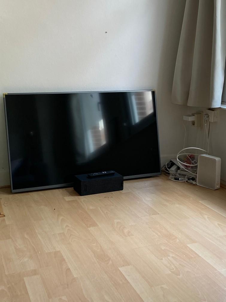 Hulp nodig met tv ophangen