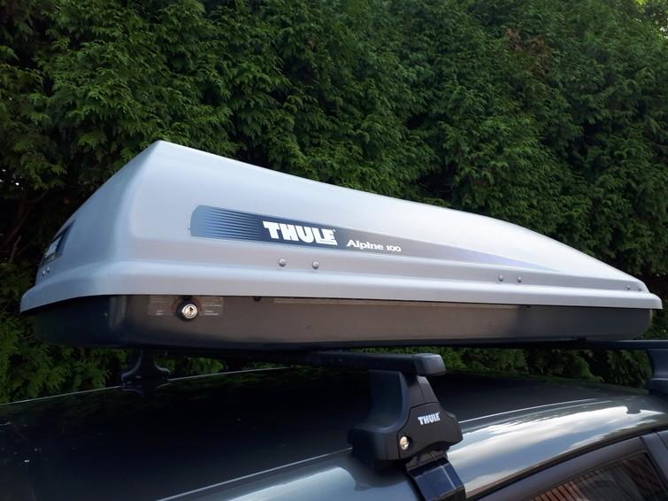Dakkoffer / Skibox Thule 390L