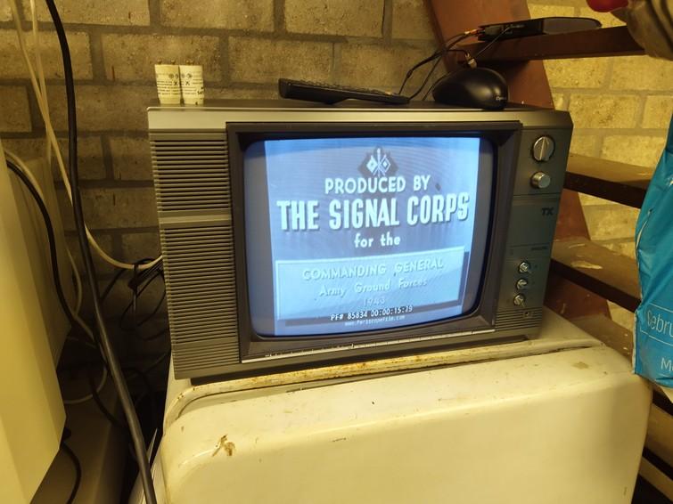 Retro tv's